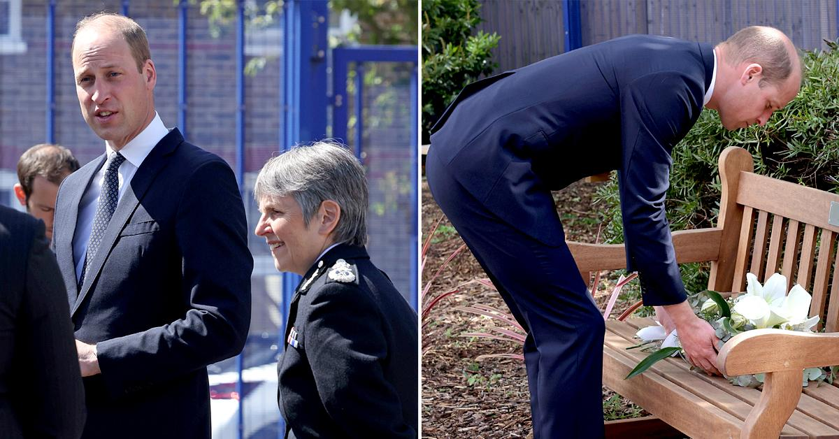 prince william pays tribute british police sergeant matt ratana shot killed on duty