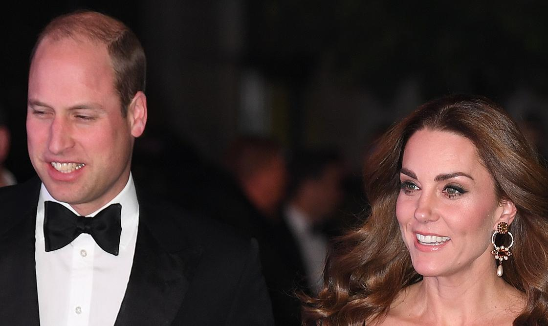 prince william kate audition