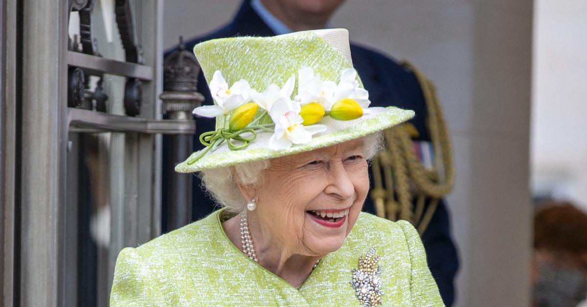 queen elizabeth tiktok