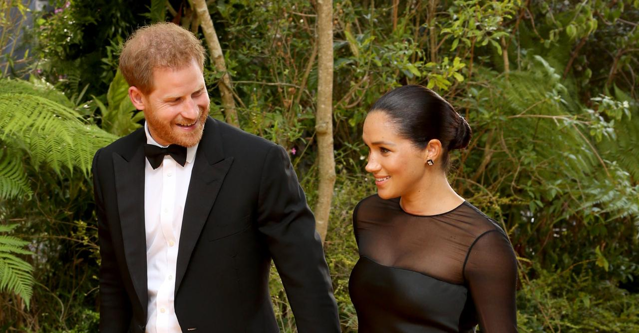 prince harry meghan markle may want lilibets christening in uk but tensions still too high