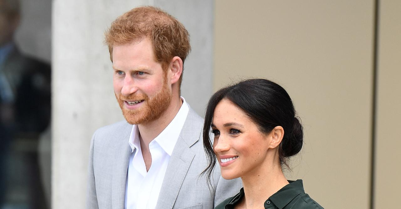 meghan markle prince harry likely break royal tradition when they share first photo lilibet