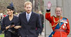 prince harry meghan markle attend prince philip funeral uk trof