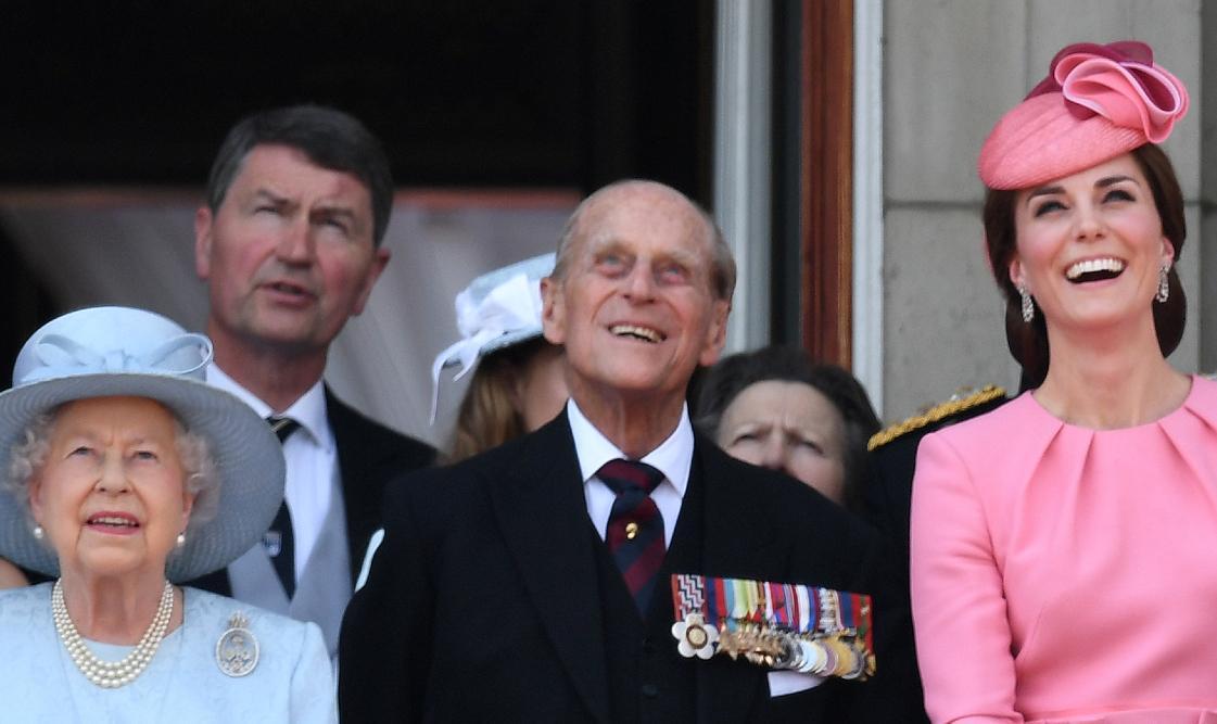royal family social media
