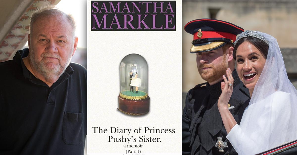 meghan markle sister slams royals after wedding dad heart attack f