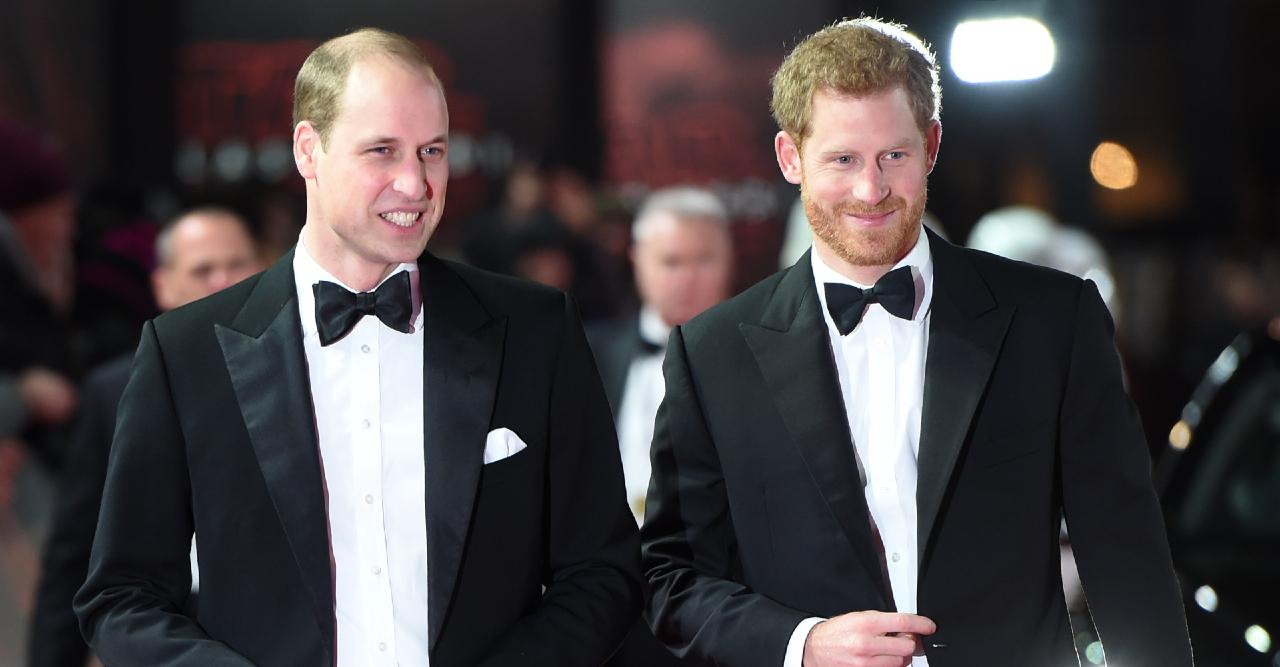 prince william uncomfortable talking with prince harry fears hell leak private talks