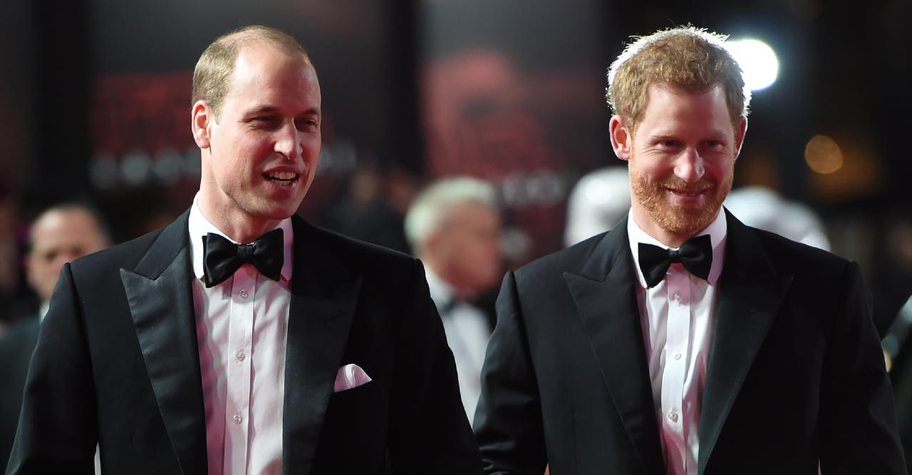 prince william prince harry will put differences behind them prince philips funeral