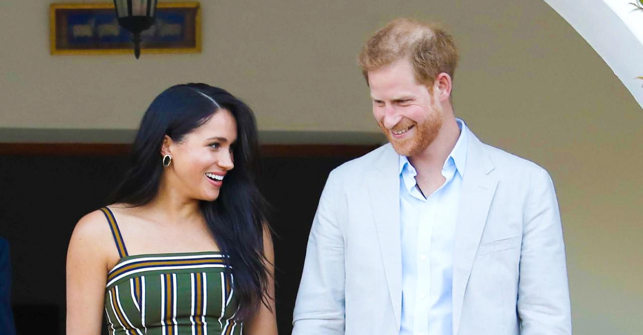 prince harry meghan markle excited to start lives in california reveals source