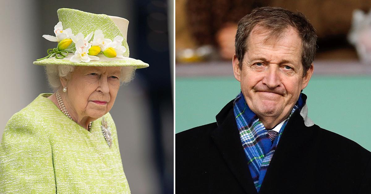 good morning britain alastair campbell clears up confusion after stating queen elizabeth dead
