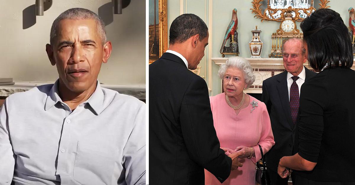 barack obama recalls kind warm prince philip touching post pf